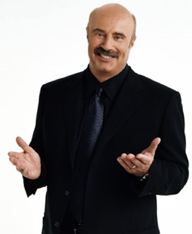 Dr. Phil discusses link between finger length & infidelity!