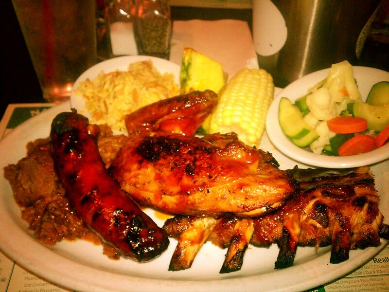 Topic american food european for Side dishes for bbq ribs and chicken